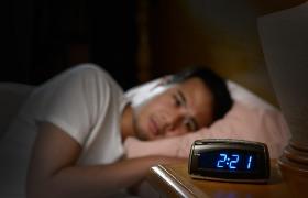 Anemie door ijzertekort is geassocieerd met insomnia bij volwassenen