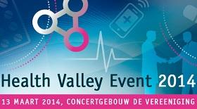 """Health Valley 2014: """"De zorgrobot is je allerbeste vriend"""""""