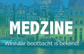 Winnaar MedZine win-actie bekend!
