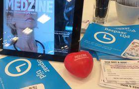 MedZine winactie razend populair tijdens het NOV jaarcongres