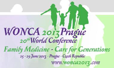WONCA 2013 conferentie voor huisartsen 25 - 29 juni