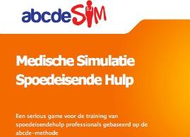 abcdeSIM als eerste serious game geaccrediteerd voor artsen
