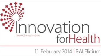 Kankertherapie op het Innovation for Health congres