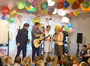 Spectaculaire opening Kinderpoli Tergooi