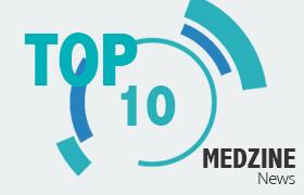 De MedZine News top 10 van 2017!