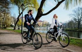 Nederland 'Fietsland' – de gezondheidswinsten