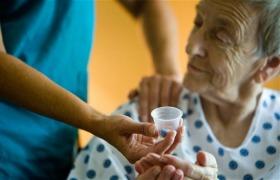 Voorspelde dementie-epidemie blijkt mee te vallen