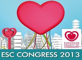 Nieuwe data over milieuvervuiling, geluidsoverlast, passief roken op het ESC Congres 2013