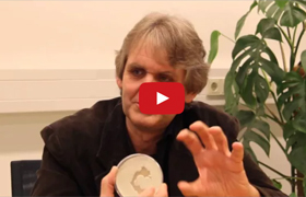 Prof. dr. van Wezel over zijn zoektocht naar nieuwe antibiotica