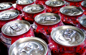 Soda consumption could be associated with aging